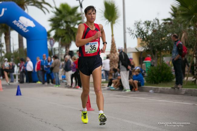 Trapasso Attilio, vincitore juniores