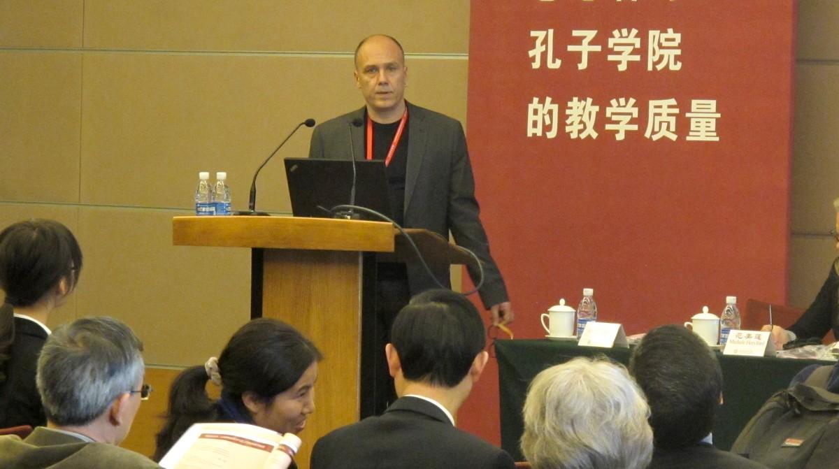 L'Istituto Confucio inaugura Ink Hub laboratorio di ricerca sulla china e sulla calligrafia cinese