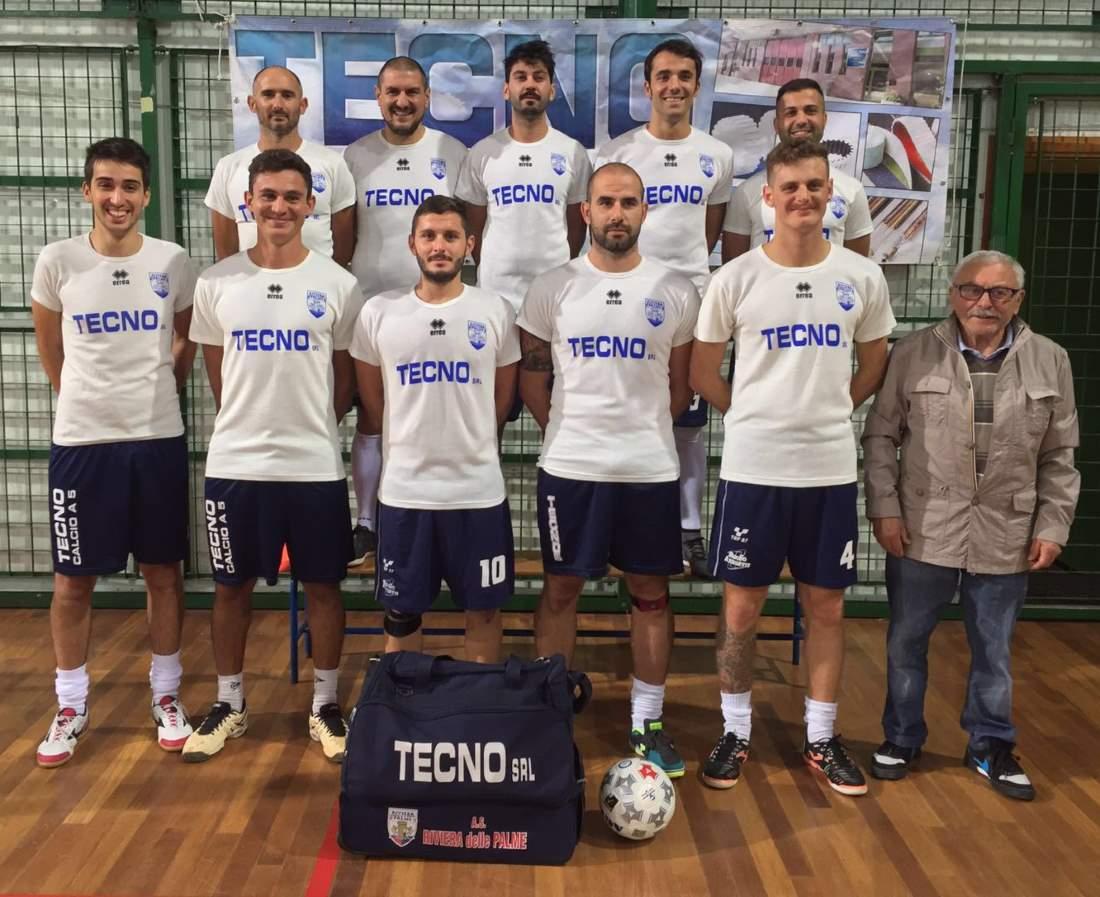 Calcio a 5: Città Futura Montecchio – Tecno Riviera delle Palme 2 a 5