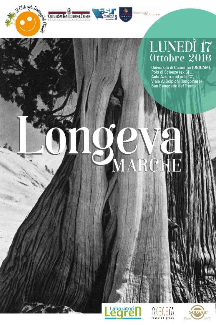 """Longeva Marche, """"Invecchiamento e Nutrizione"""": convegno internazionale a San Benedetto"""