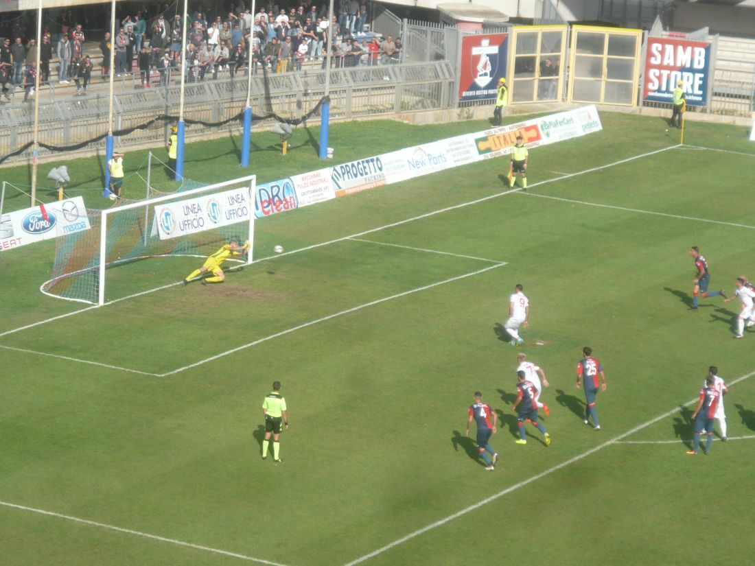 Lega Pro, Samb – SudTirol 2 – 2: una brutta Samb salvata da Pegorin