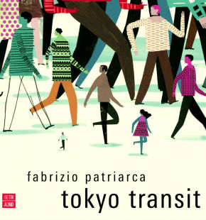 """Tokyo Transit"" (66th and 2nd, 2016 - pagine 312; euro 18,00)"