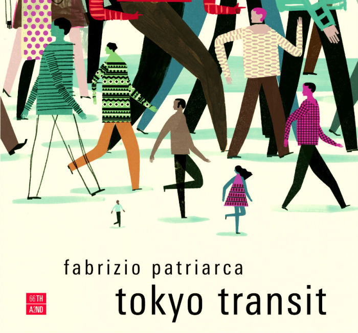 """""""Tokyo Transit"""" (66th and 2nd, 2016 - pagine 312; euro 18,00)"""