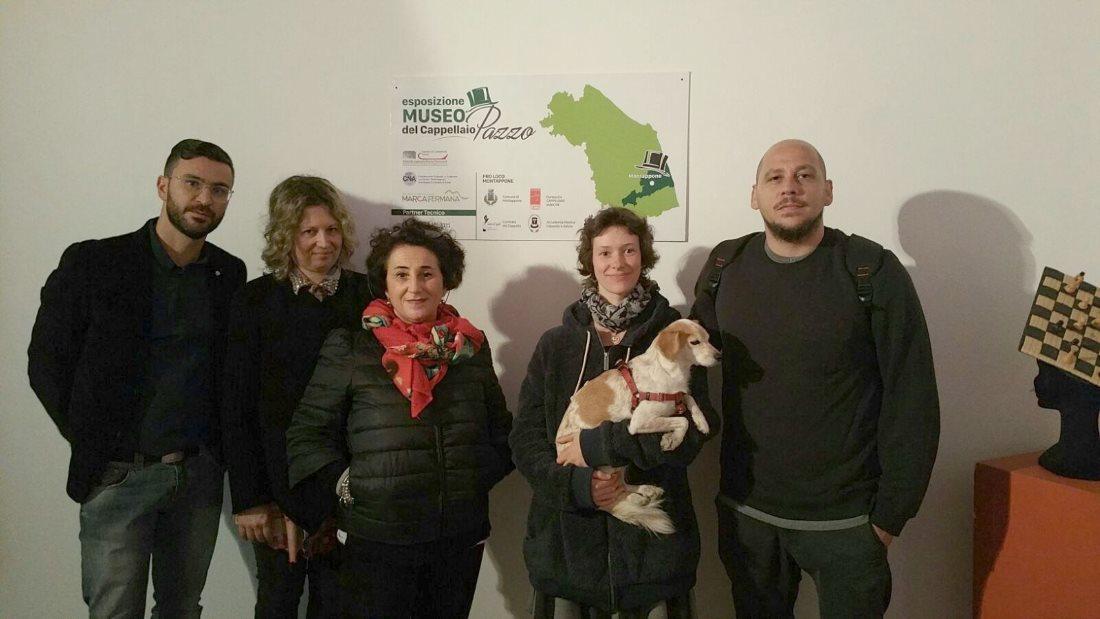 I cappelli di Montappone alla Biennale di Venezia