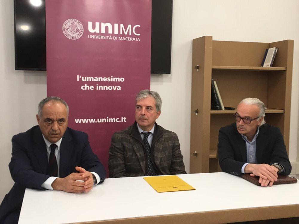 UniMc e Ussita insieme nel segno del cardinale Gasparri