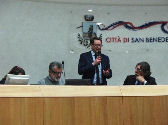 San Benedetto leader nei progetti per la gestione telematica dell'attività dei Comuni
