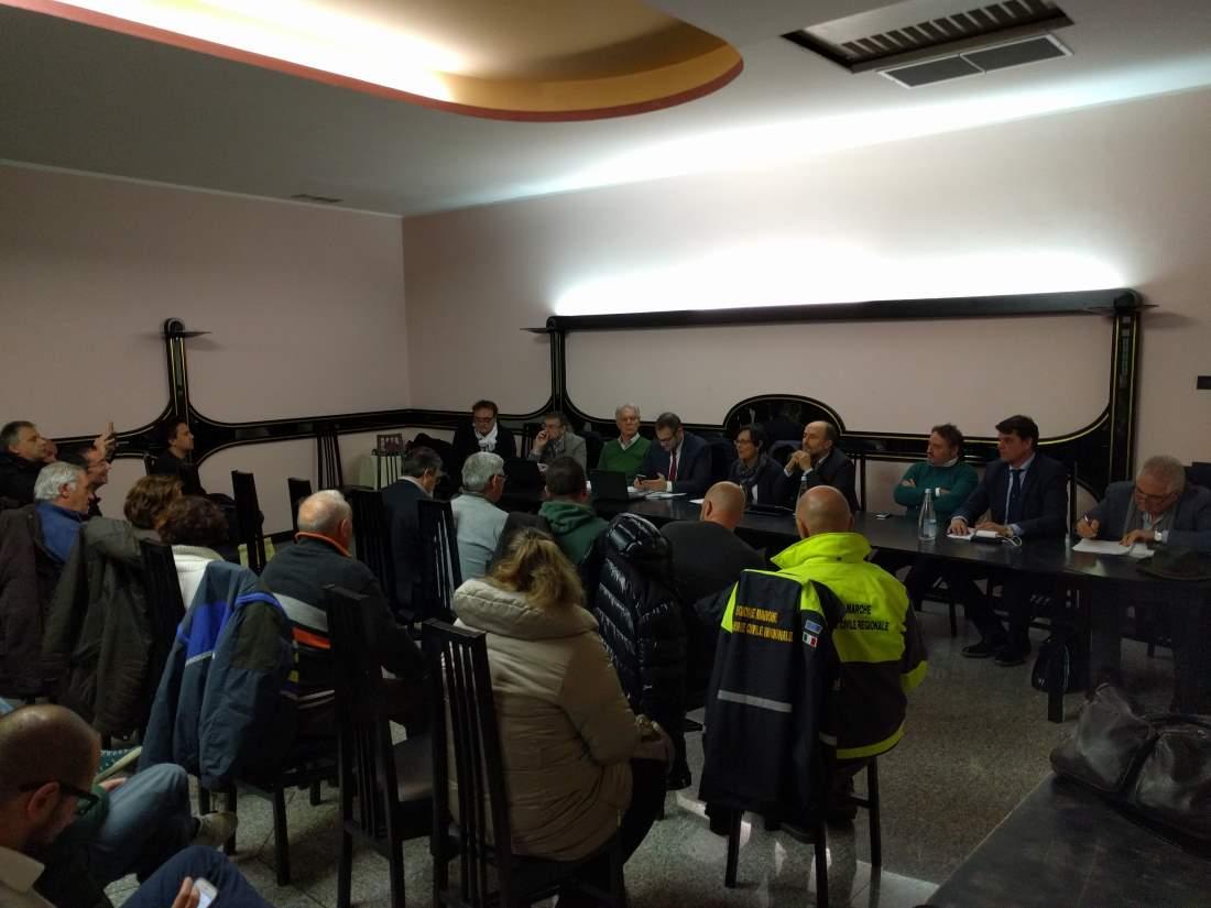 """La II commissione """"Sviluppo economico"""" incontra le aziende zootecniche delle aree terremotate"""