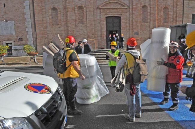 Prot. Civile Beni Culturali_Caldarola
