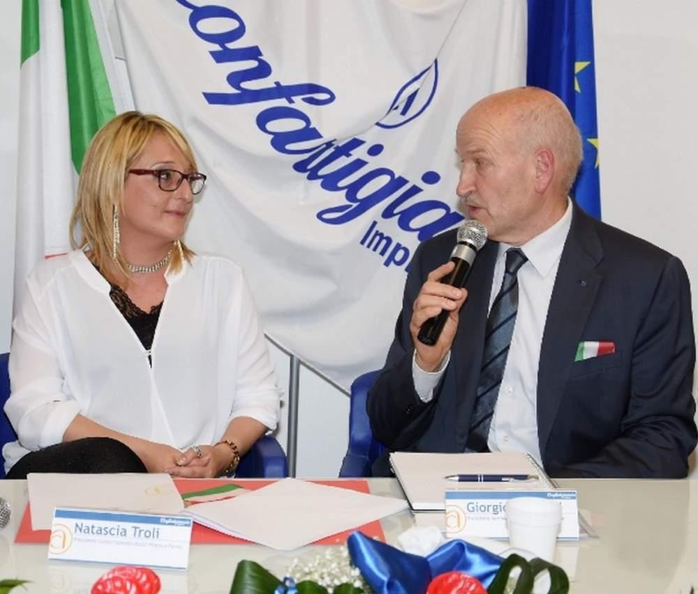 Natascia Troli entra nella Giunta Esecutiva Nazionaledi Confartigianato Imprese