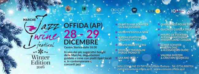 Marche Jazz Wine winter edition