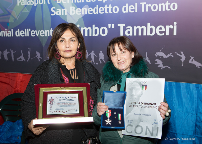 Manuela Germani, Rossella Tomassetti