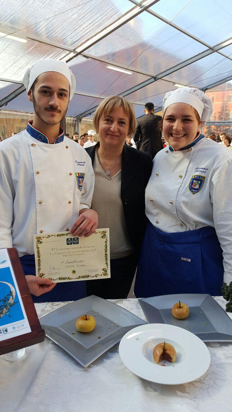 Istituto Buscemi vince il concorso Nazionale Zampone e Cotechino Modena Igp