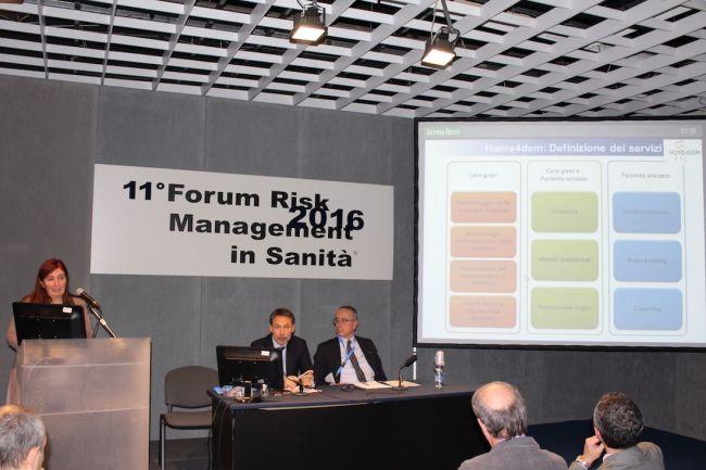 Lorena Rossi - Forum Risk