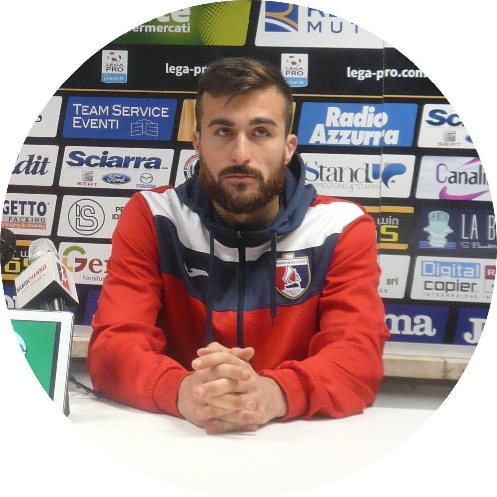 Samb – Modena 1 a 1