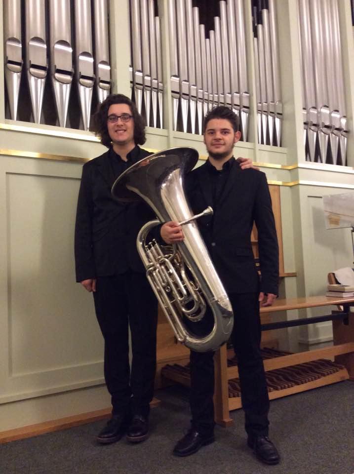 Il Baden – Wurtemberg applaude il Duo Strappati – Felicioni