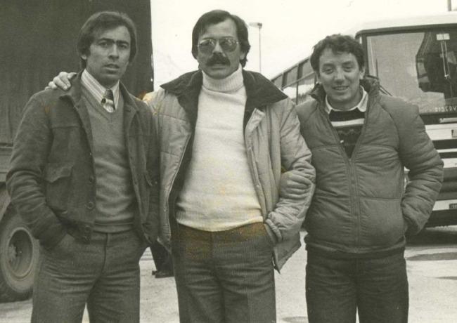 Cogne 1979 - Giuliani G., Lucadei, Zunica