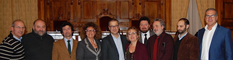 Insediato il nuovo Consiglio Provinciale: il Presidente D'Erasmo elenca le sfide del futuro