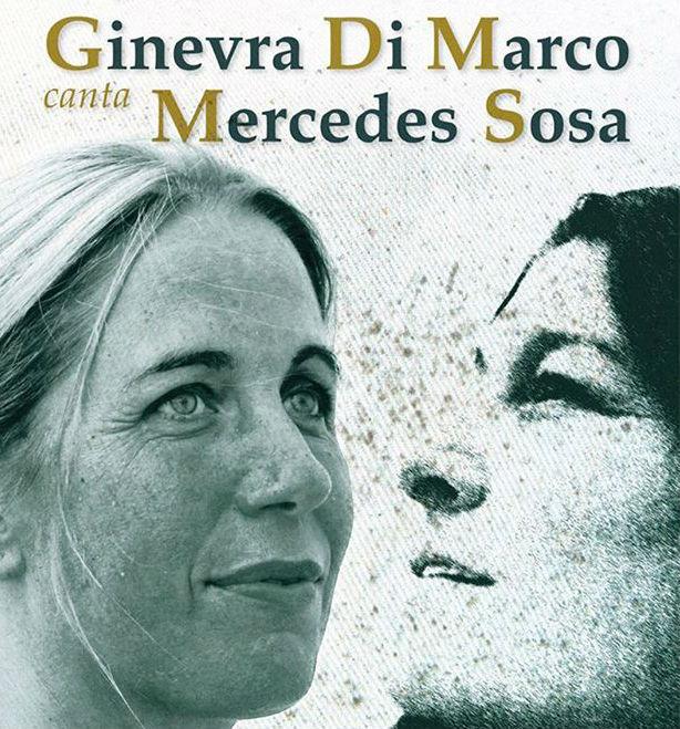 Ginevra Di Marco canta Mercedes Sosa a Montegranaro