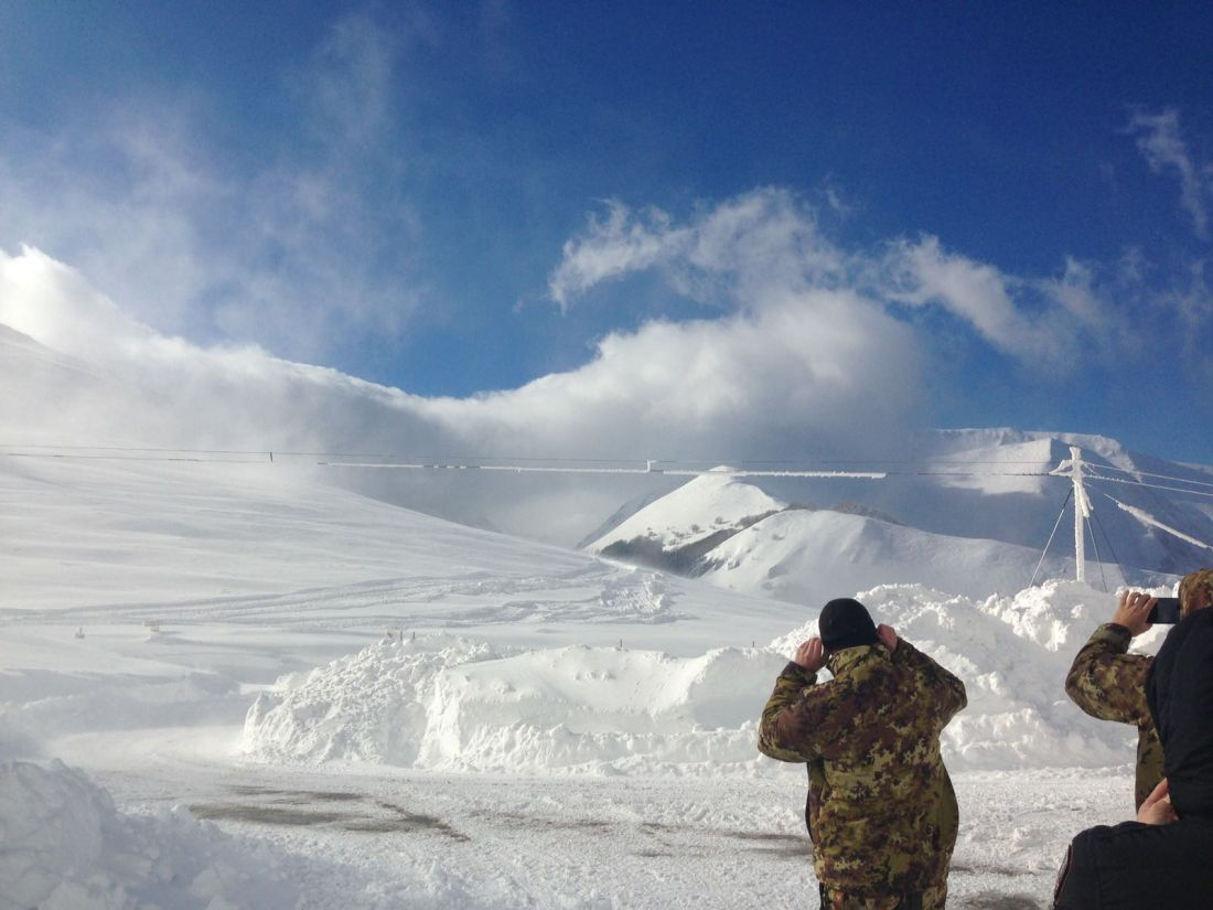 Neve e Sisma