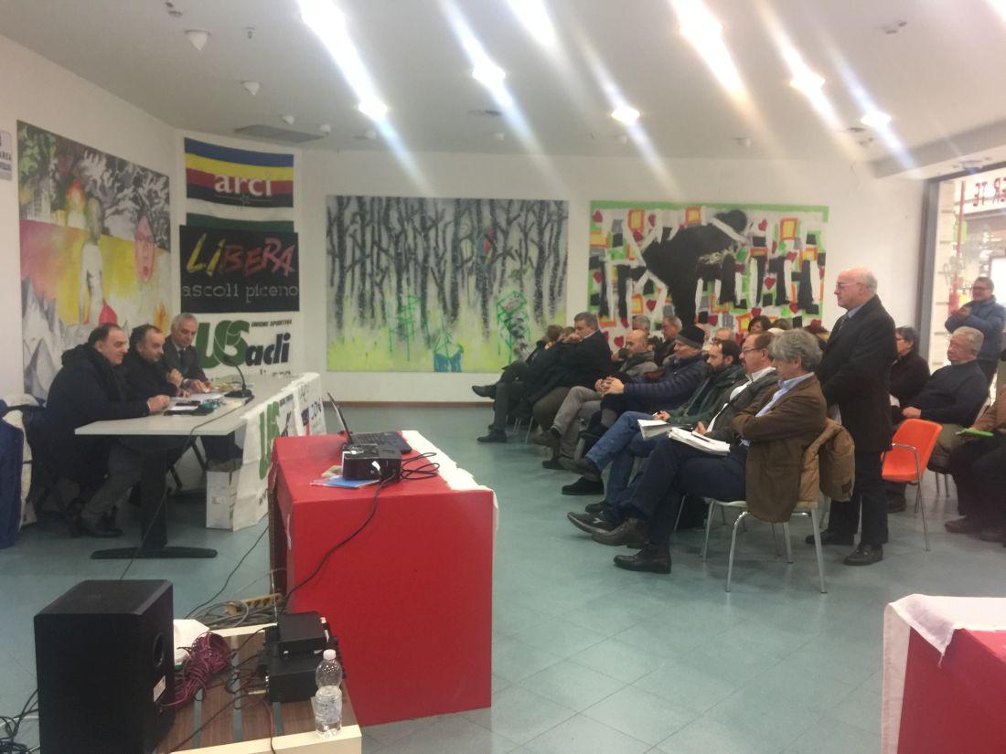 Rinnovato il comitato dell'Unione Sportiva Acli che ha celebrato il suo 14° congresso provinciale