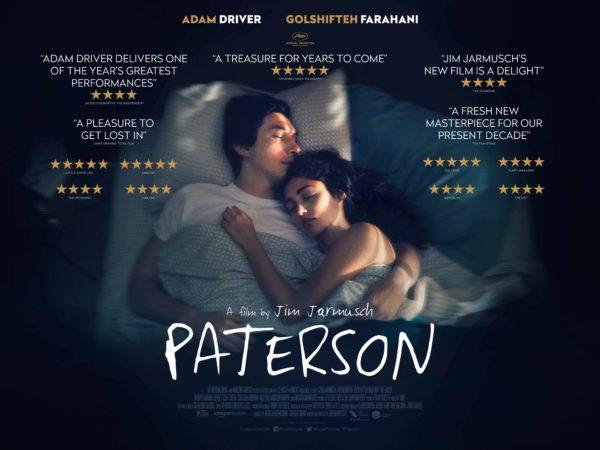"""Paterson"" di Jim Jarmusch (USA, 2016)"