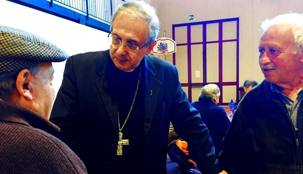 Emergenza Neve e Terremoto: lettera del Vescovo Carlo Bresciani