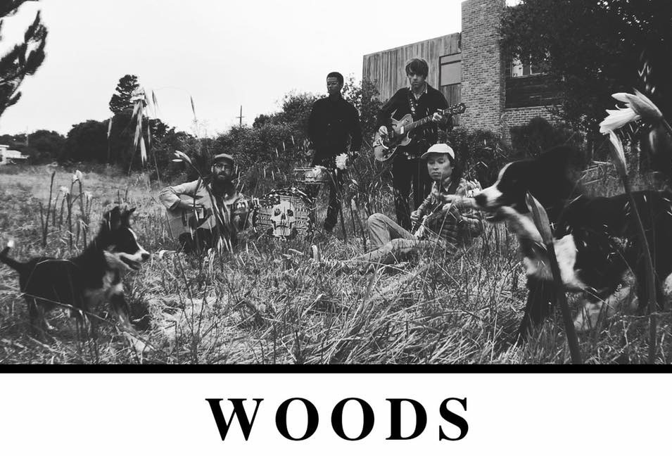 Woods, quattro date italiane per la band americana