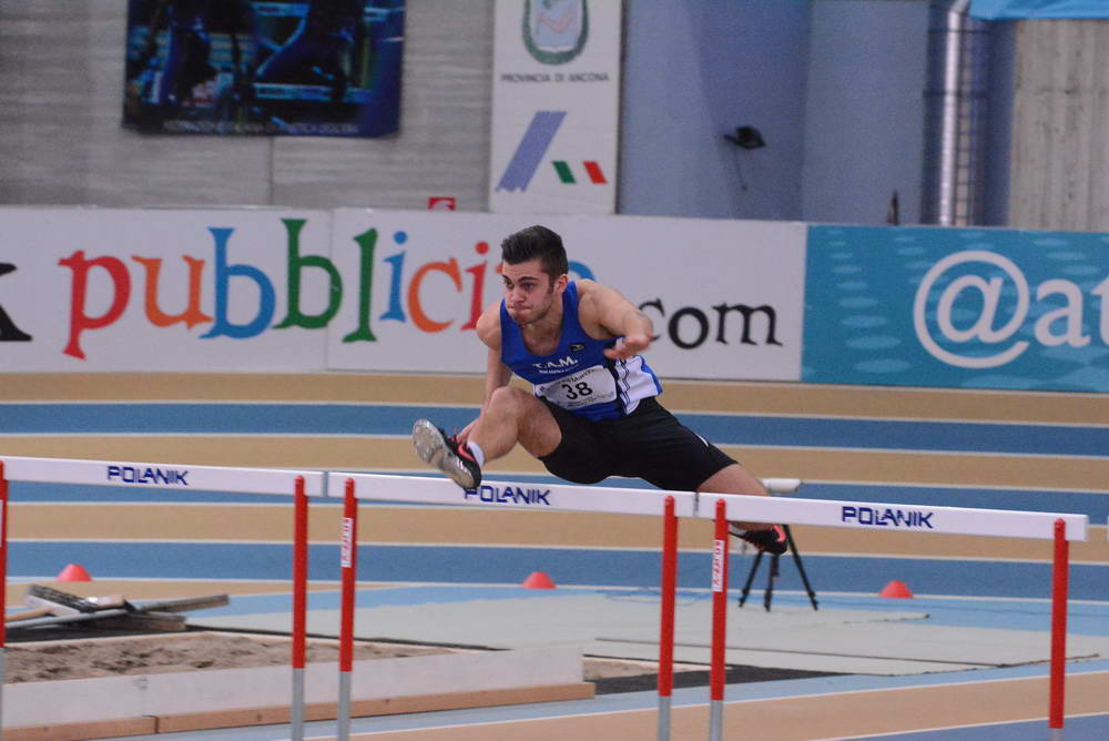 Nemo sul podio ai Campionati italiani di prove multiple indoor