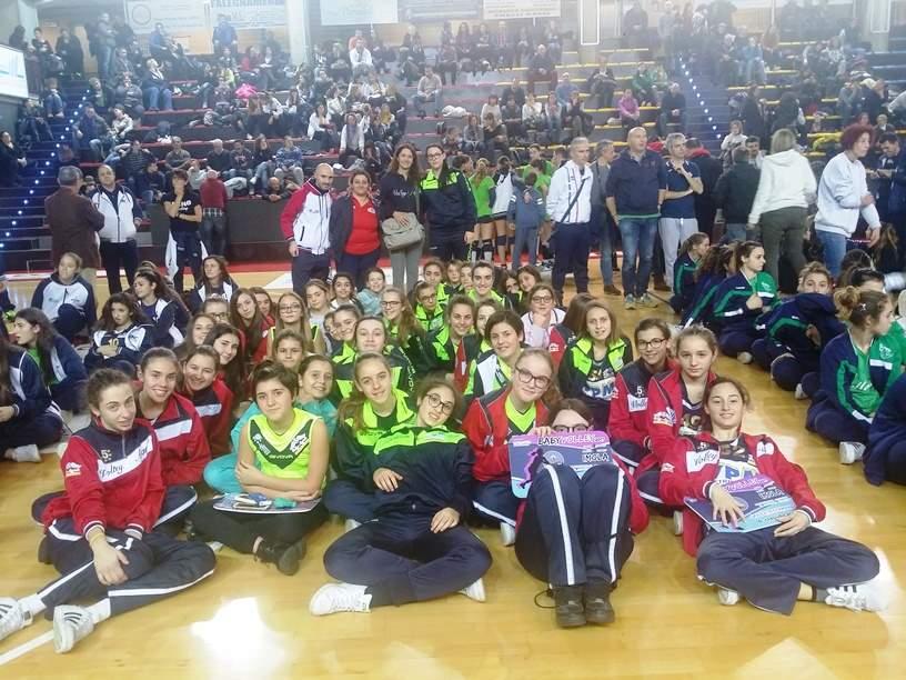 Il Volley Angels in massa al torneo nazionale giovanile di Imola