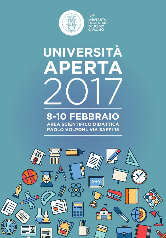 8-10 feb Università Aperta