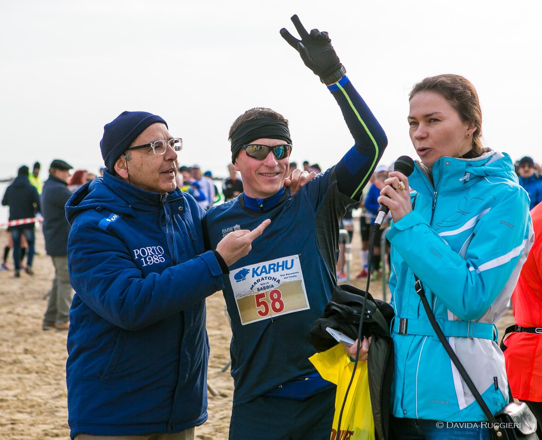 A Marco Bonfiglio la 15ma edizione della Maratona sulla sabbia
