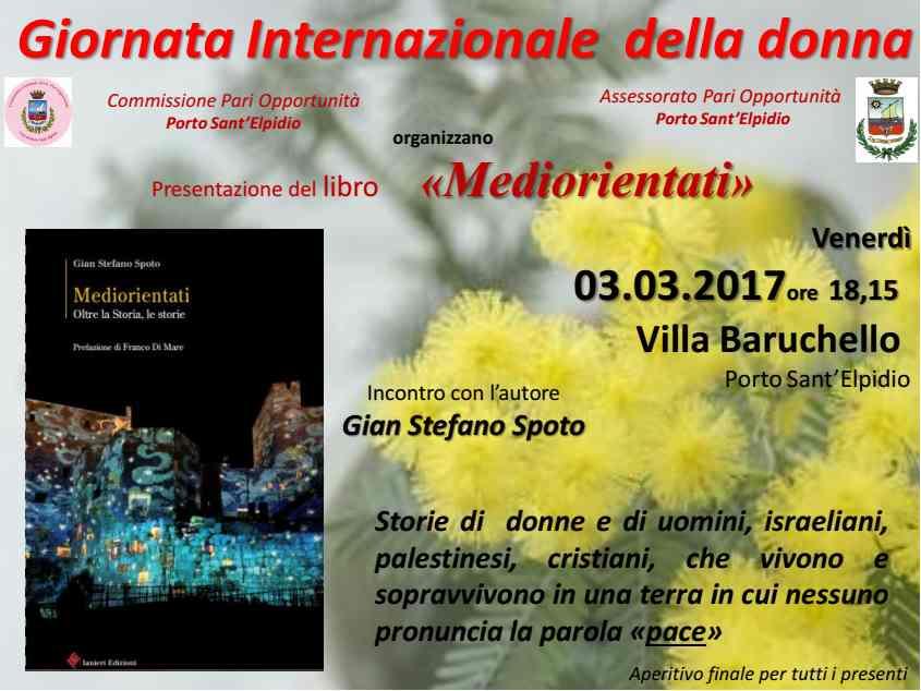 Giornata Internazionale della Donna a Porto Sant'Elpidio