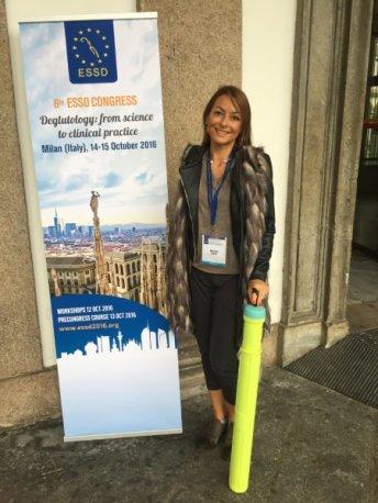 Dott.ssa Claudia Venturini. Congresso Milano