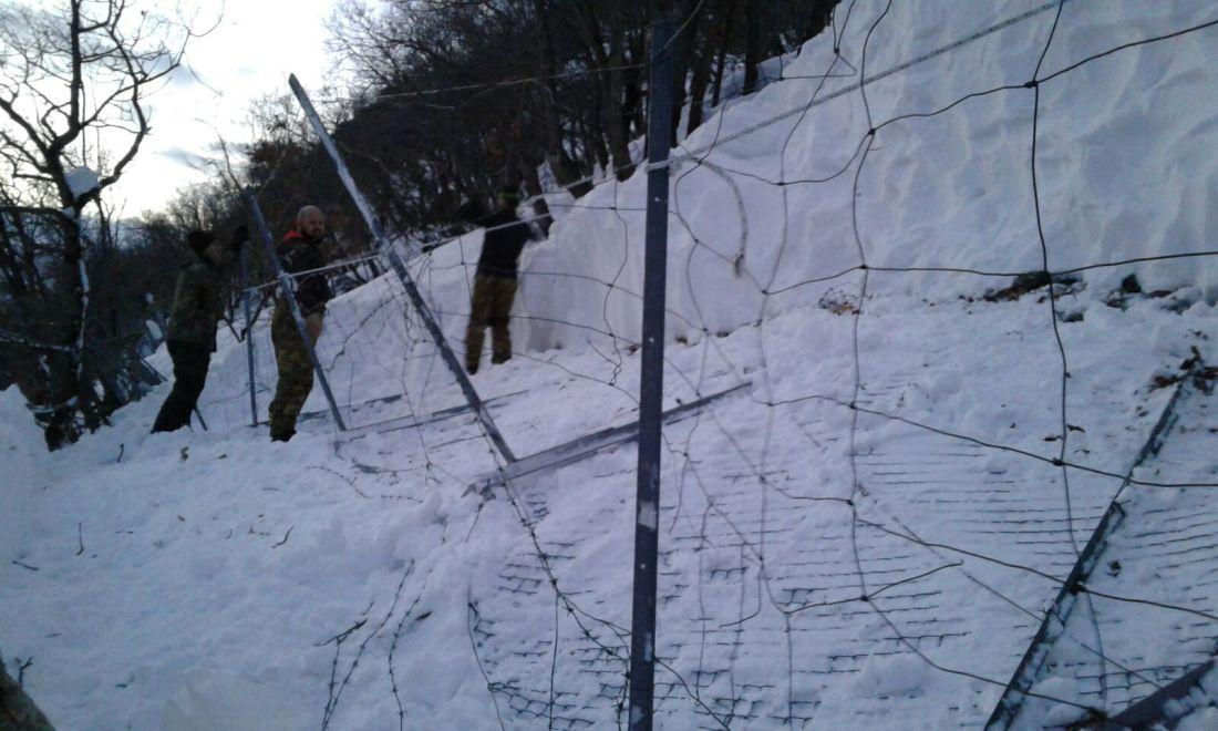 Parco Nazionale dei Monti Sibillini: emergenza neve per gli animali