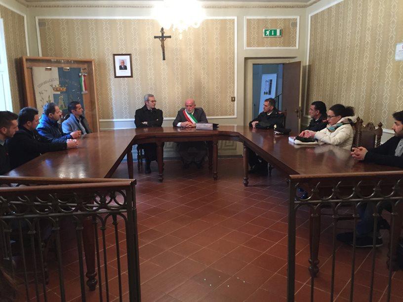 Visita istituzionale del Prefetto di Ancona a Castelleone