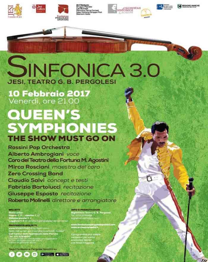 Queen Symphonies