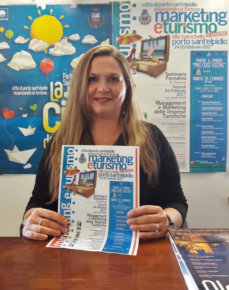 """Convegno, """"Management e marketing delle imprese turistiche"""" a Porto Sant'Elpidio"""