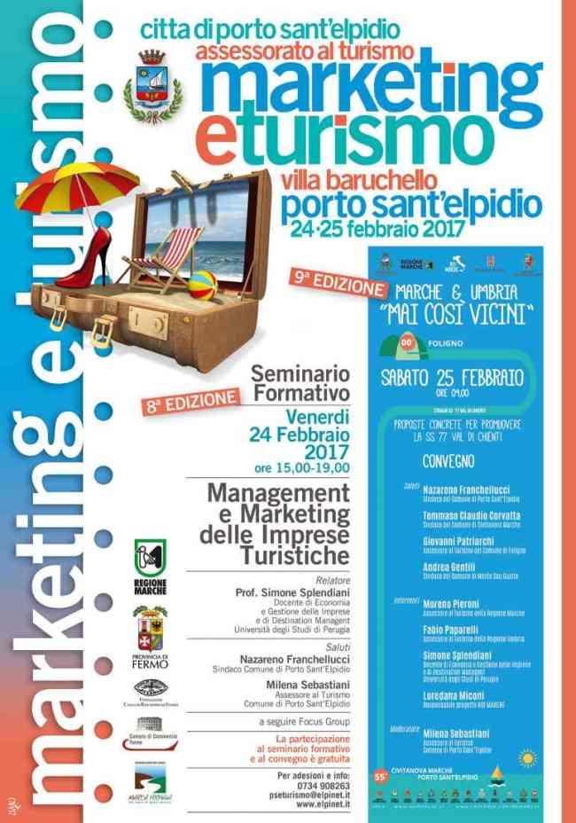 Marketing e turismo giunge alla 9ª edizione