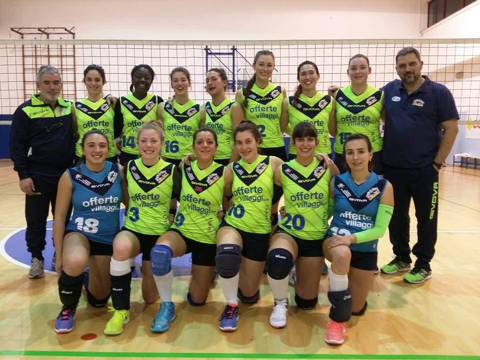 La Volley Angels parteciperà al prossimo campionato di serie C