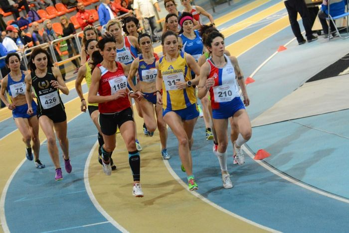 Atletica, master indoor