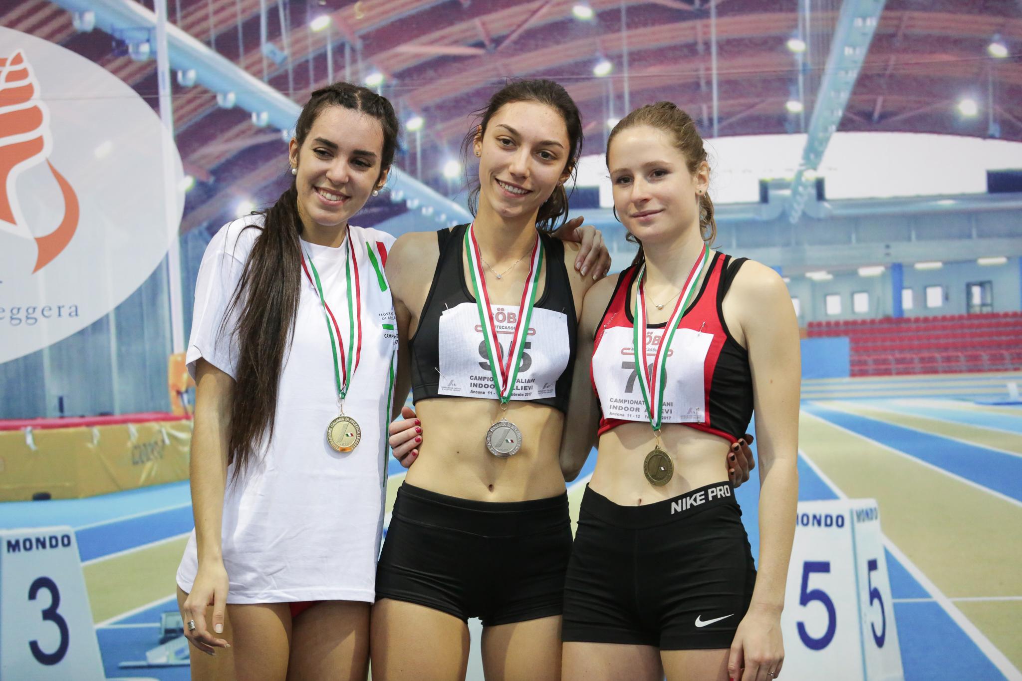 Atletica, Vandi d'oro nei 400 di Ancona