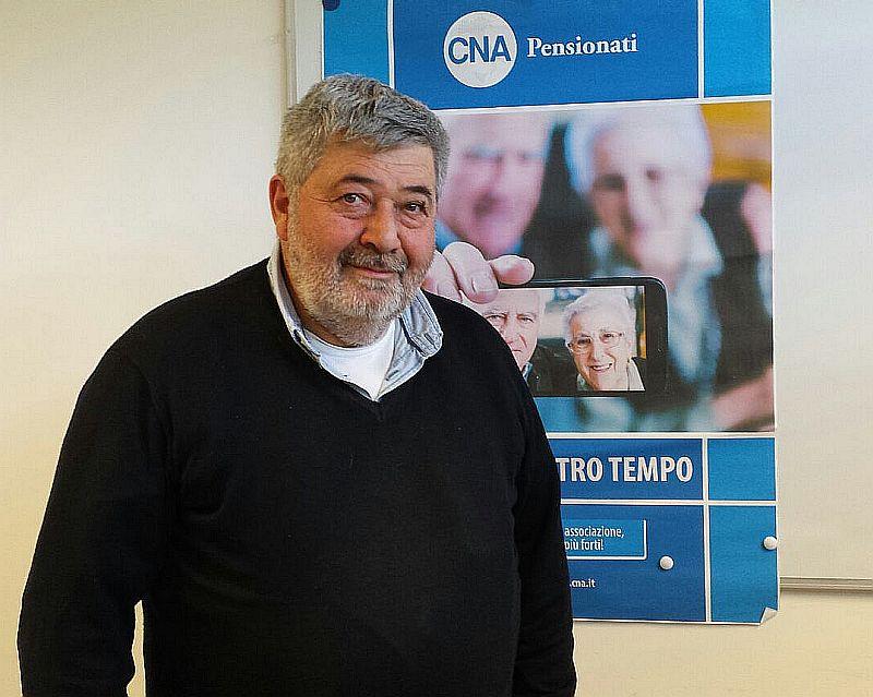 """Cna Pensionati, Enzo Martorelli si ricandida: """"Un gesto doveroso e di cuore"""""""