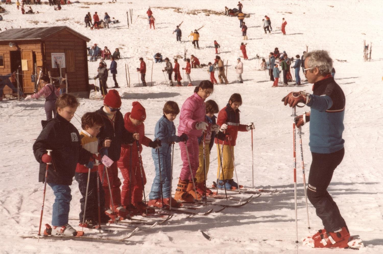 Sci… che passione! once upon a time in Monte Piselli: Maestro Cagnetti, 50 anni di sci