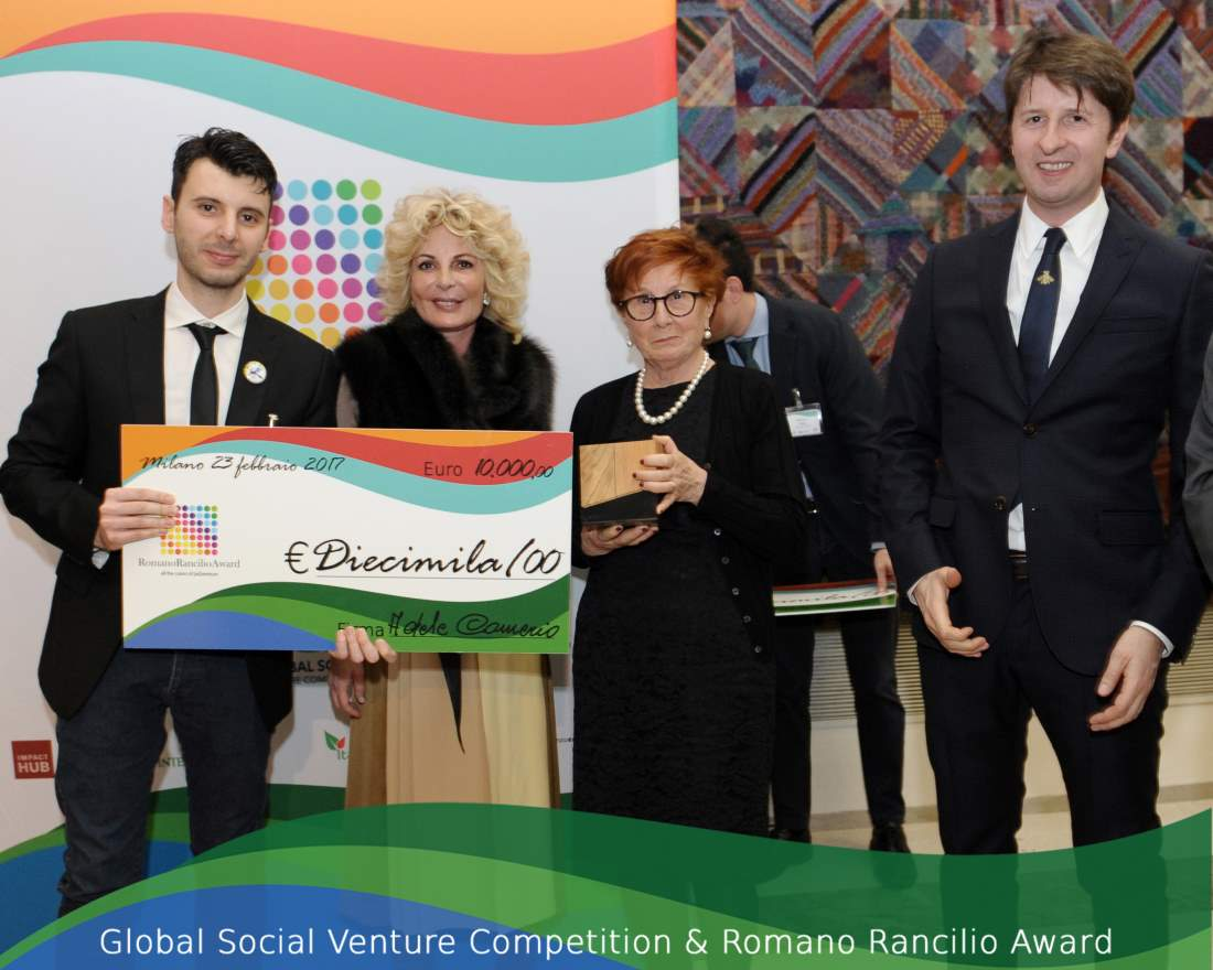 Lo spin off UniCam Biovecblok ha vinto la Global Social Venture Competition e il Rancilio Award