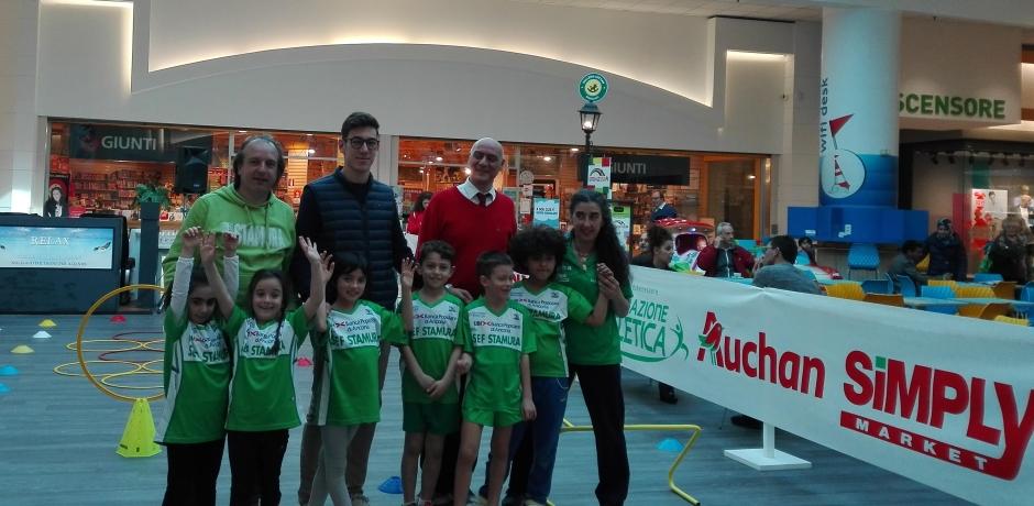Generazione Atletica con Barontini ad Ancona