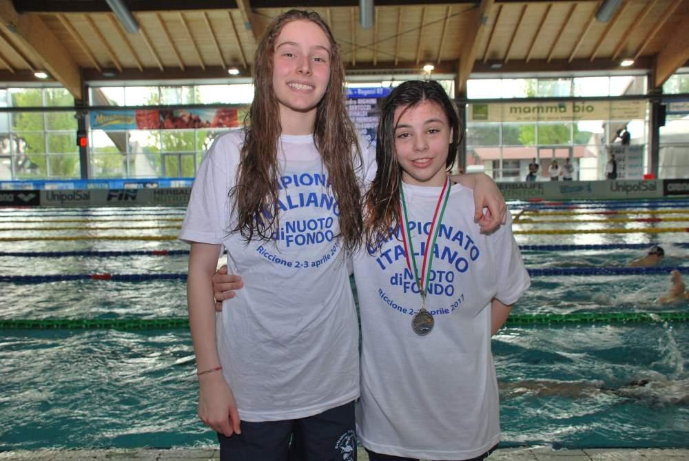 Nuoto, Ioctu e Cicchinè brillano ai campionati italiani indoor di fondo