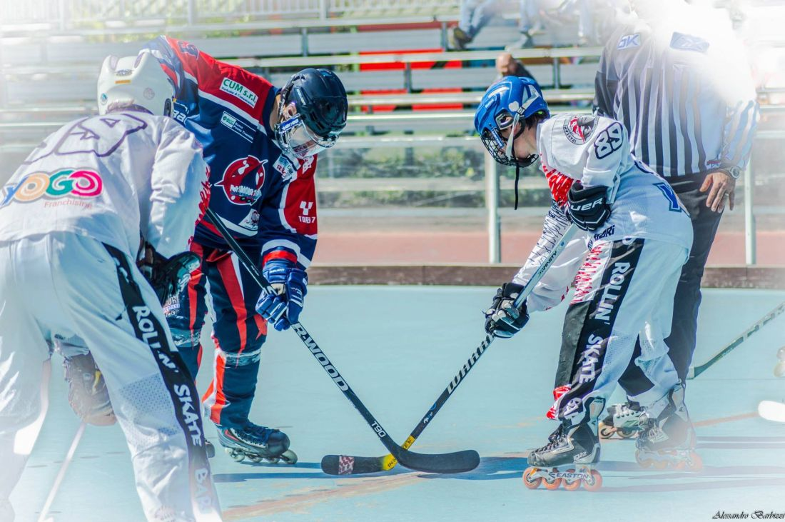 Hockey inline, i Pattinatori Sambenedettesi si propongono saldamente in testa