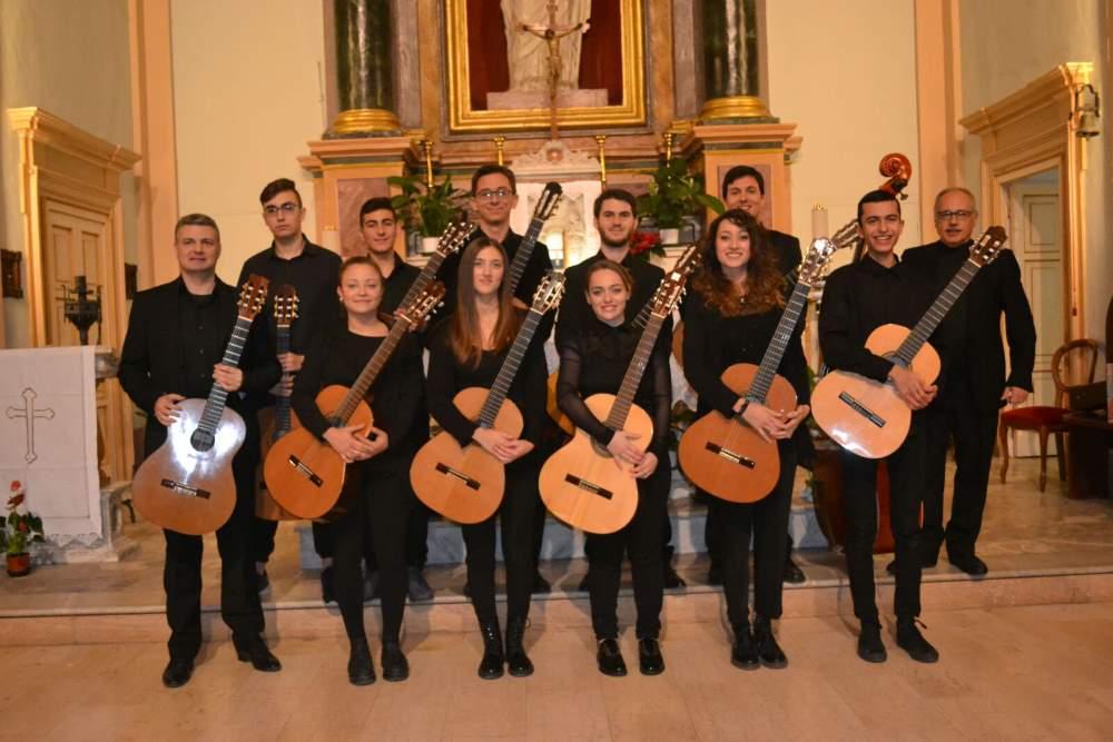 Chitarra classica, Primavera Chitarristica ad Ascoli