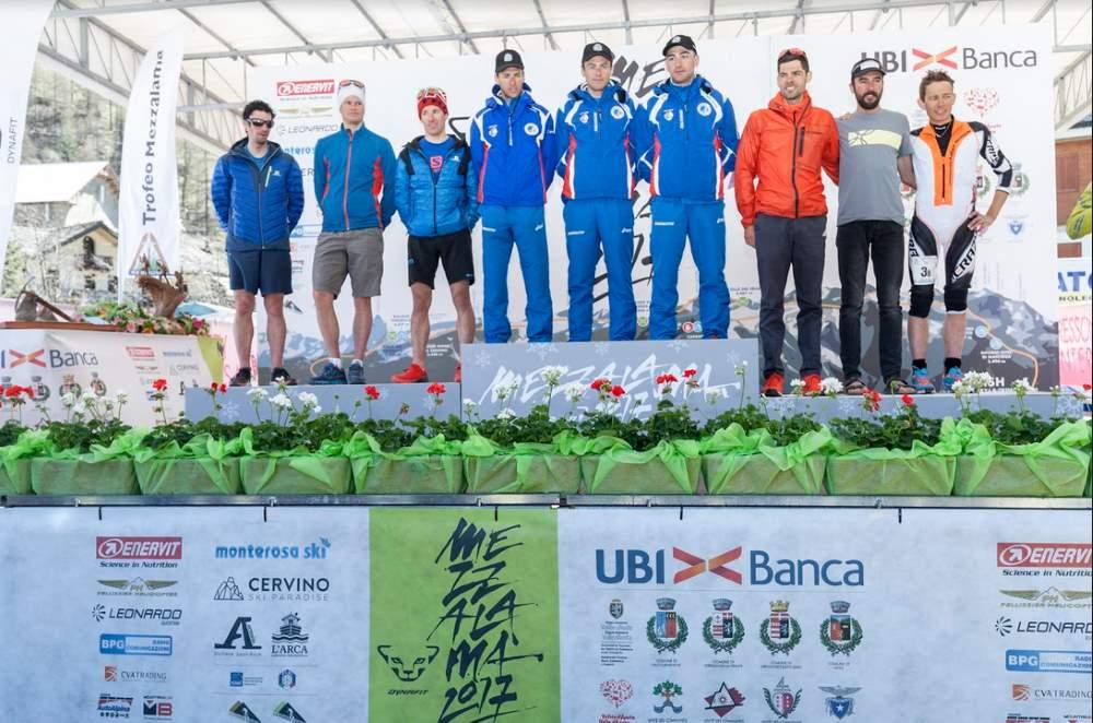 900 scialpinisti sul Monte Rosa per XXI Trofeo Mezzalama