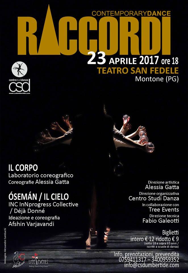 Raccordi Contemporary Dance